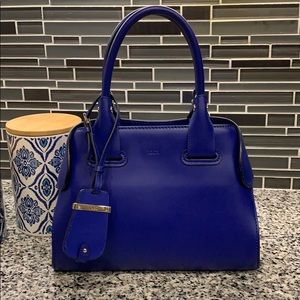 Tod's Handbag (Royal Blue)